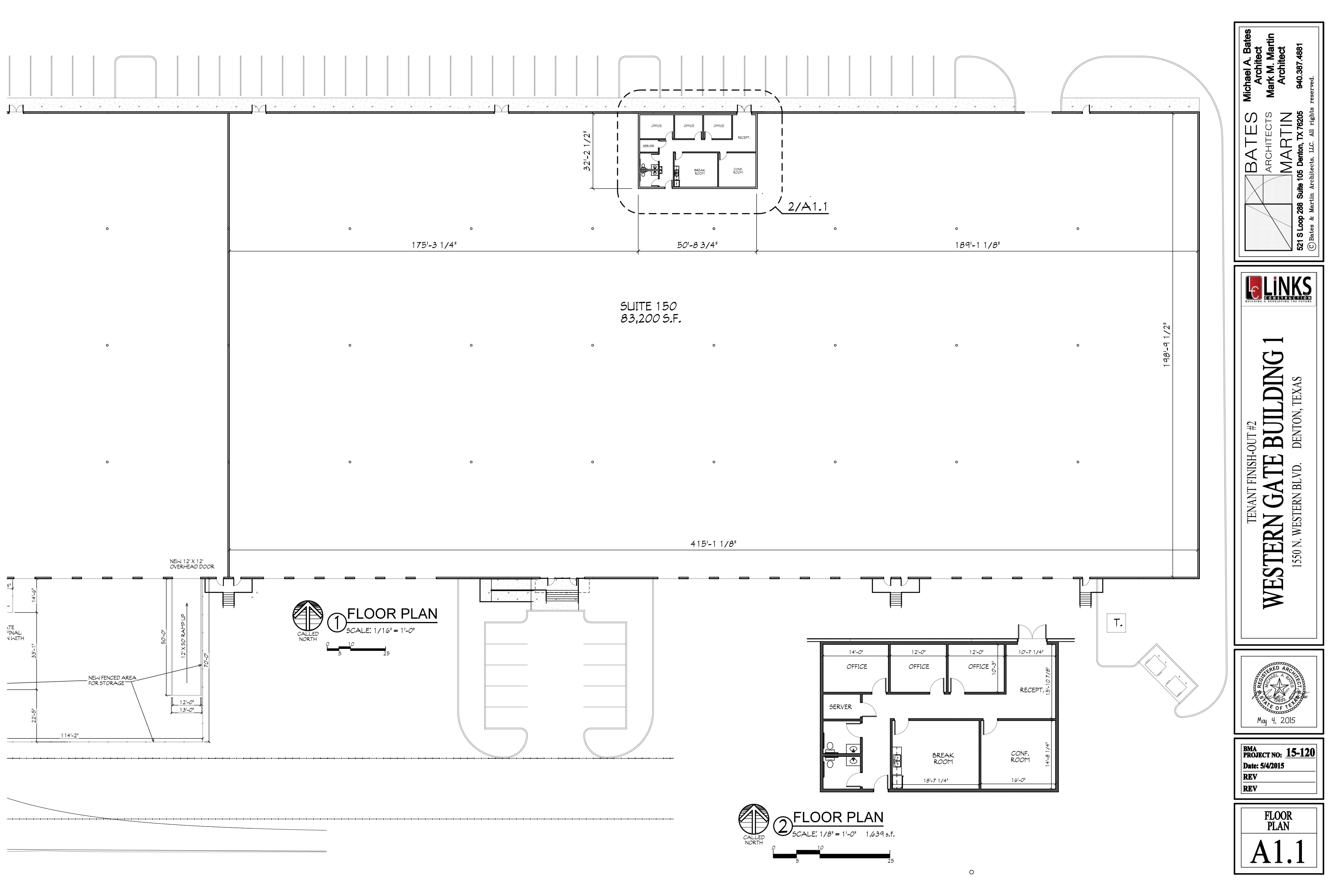 TFO 2 Floor Plan Option B