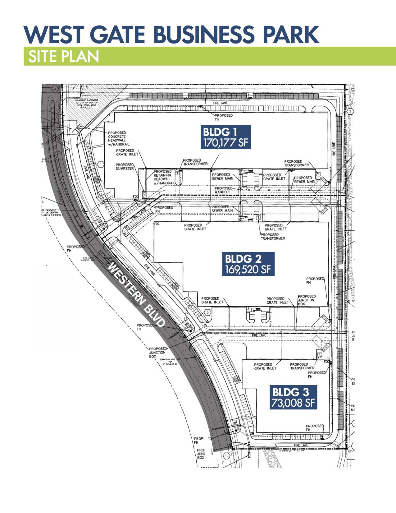 Westgate Bus Park site plan_website